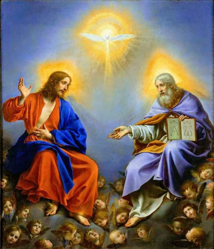 Oración Santísima Trinidad