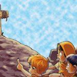 Vía crucis para niños