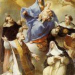 Oración de San Sixto a la Virgen. a Virgen María