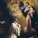 Oración de un monje guerrero a Virgen María