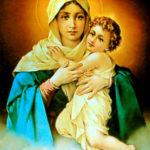 Oración de San Metodio a la Virgen. a Virgen María
