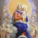Oración: Regina coelí a Virgen María