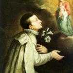 Oración de San Luis Gonzaga. a Virgen María