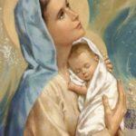 La Salve a Virgen María