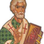Oración Por La Intercesión De San Cirilo De Jerusalén