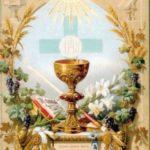 Oración De Comunión Espiritual A Señor