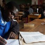 Oración Del Estudiante Pidiendo Ayuda Al Señor