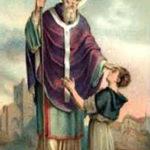 Oración ¿Quién no se llenará la admiración ante ti? A San Germán de París