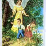 Oración para solicitar ayuda en momentos de necesidad a Ángel de la Guarda