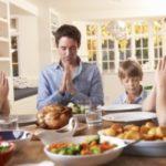 Oración Para Después De Comer