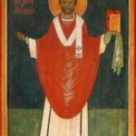 Oración Ruega a cristo que nos fortalezca a San Germán de Auxerre