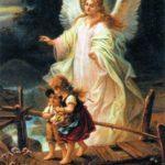 Oración para obtener salud, amor y prosperidad a Ángel de la Guarda
