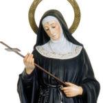 Oración para pedir un favor a Santa Rita de Casia