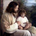 En Su Regazo A Jesús