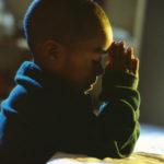 Oración Del Niño Al Acostarse A Dios