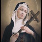 Oración para casos desesperados a Santa Rita de Casia